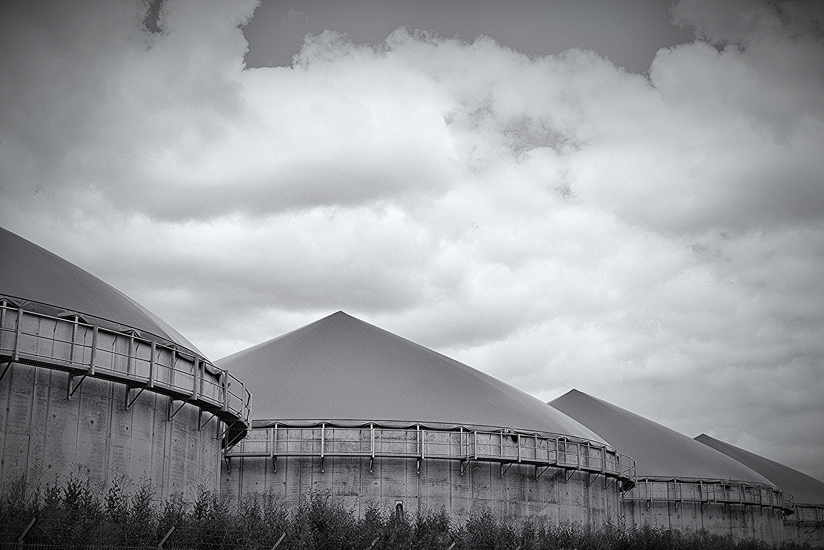 Flood Risk Assessment for Biogas or Anaerobic Digestion
