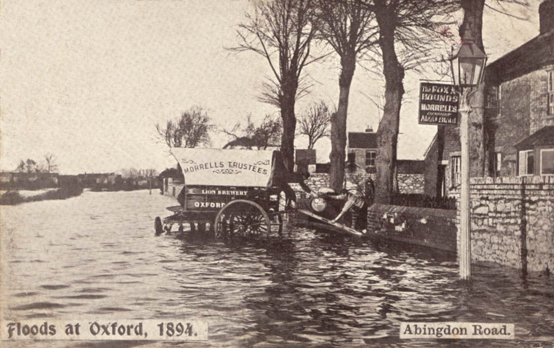 Flood Risk Assessment for Oxford and Oxfordshire | Unda