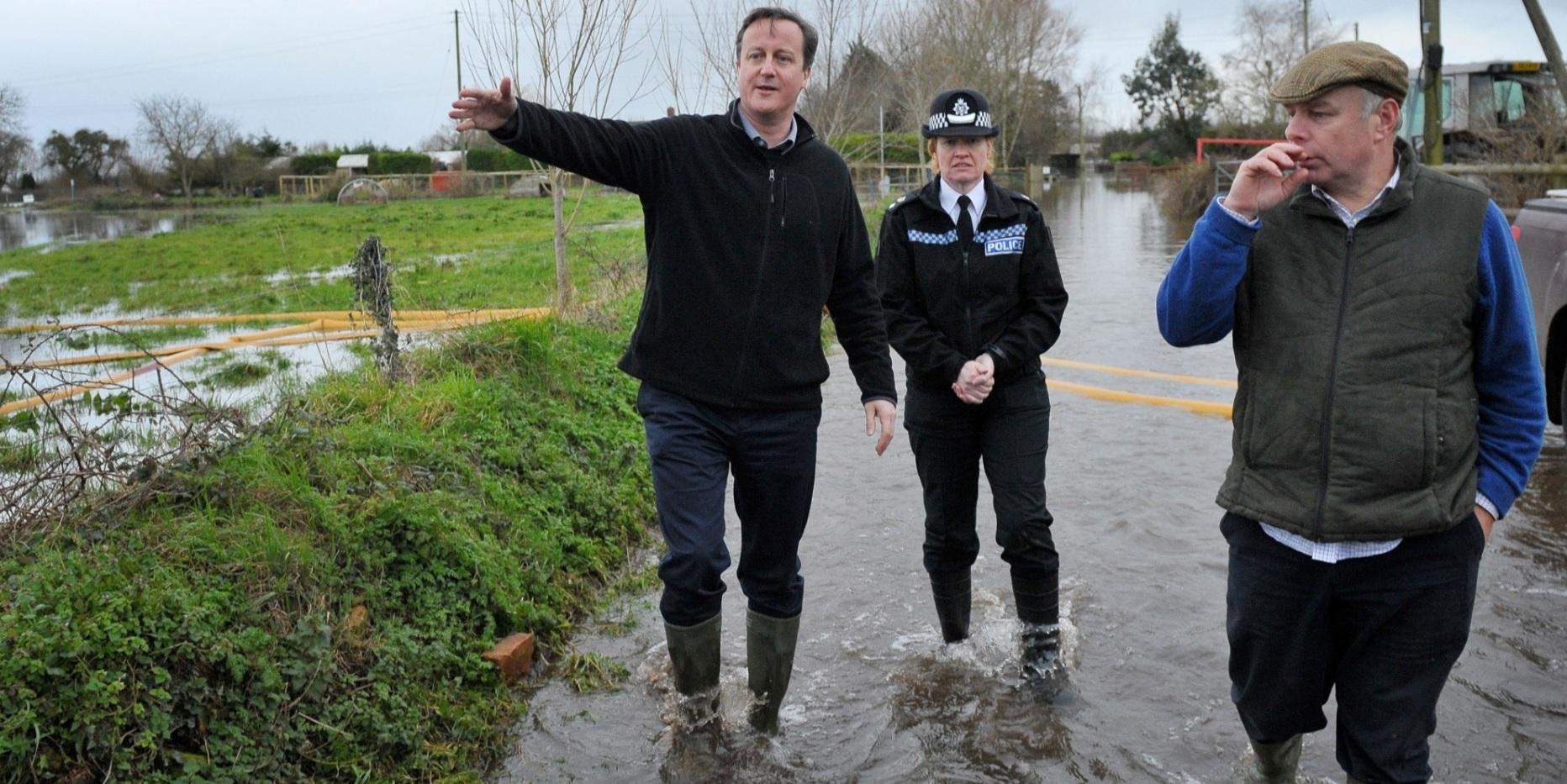 Election 2015 - Flood Risk and Flood Defence Spending