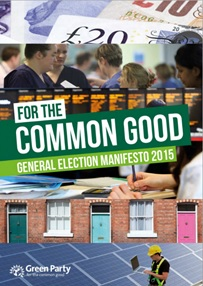 Election 2015: Green Party Manifesto pledges on Flooding
