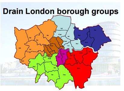 Delay in the launch of Drain London interim report