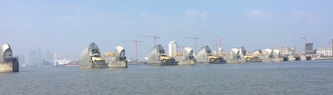 Thames Barrier 1
