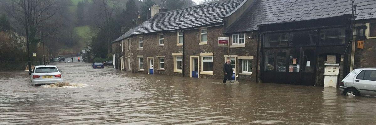 Flood-risk-assessment-village