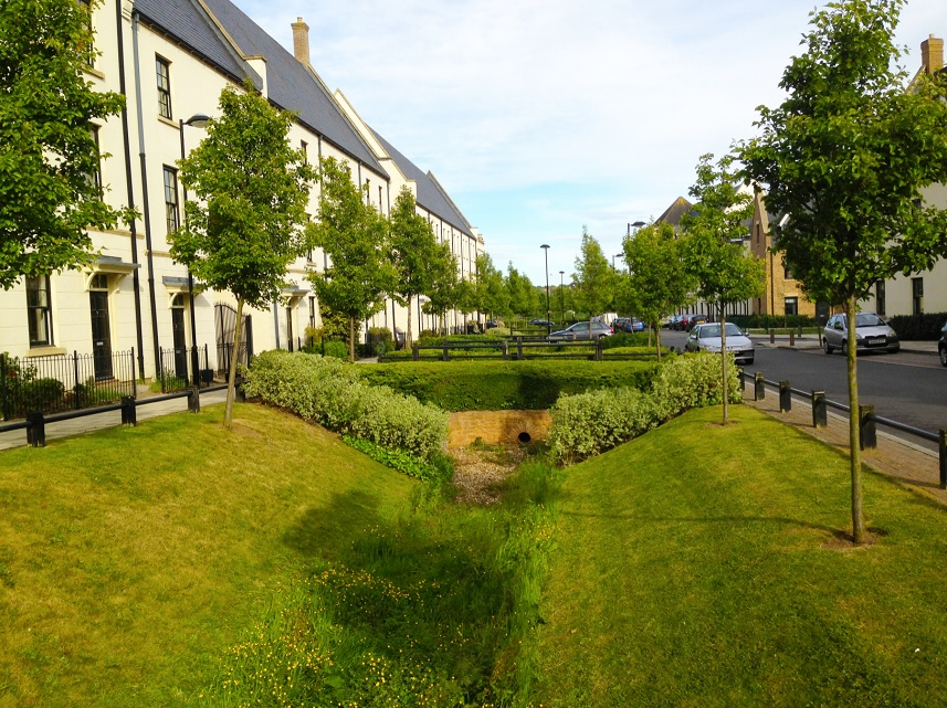 British Water publishes SuDS Code of Practice