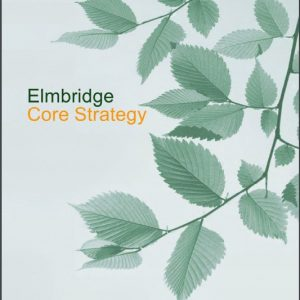 Cover of Elmbridge Core Strategy Report