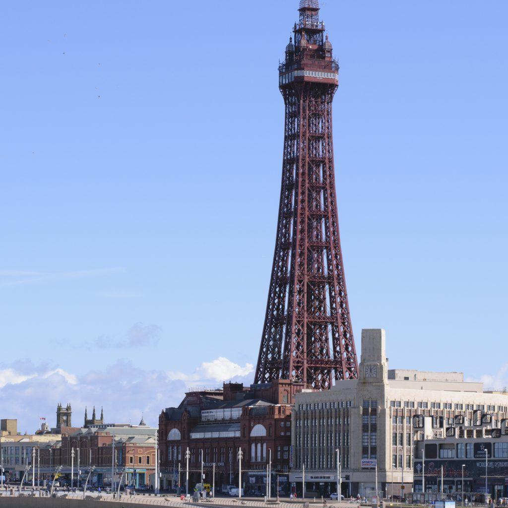 Blackpool Gets A 163 27 1 Million Flood Defence System Unda